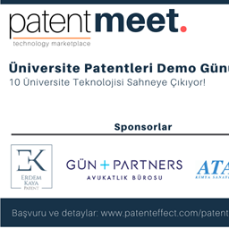 PatentMeet: University Patents Demo Day