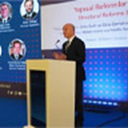 Structural Reforms Summit, Ankara