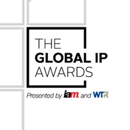 Global IP Awards by IAM and WTR